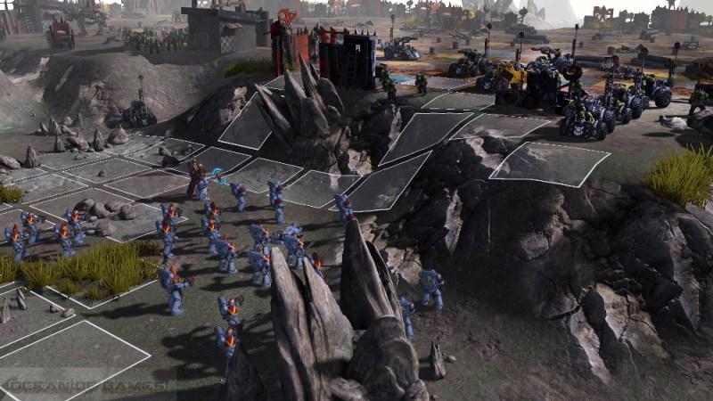 Warhammer 40.000 Sanctus Reach Setup Free Download