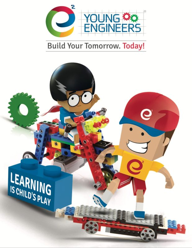 Young Engineers Holiday Program 13th April 2021