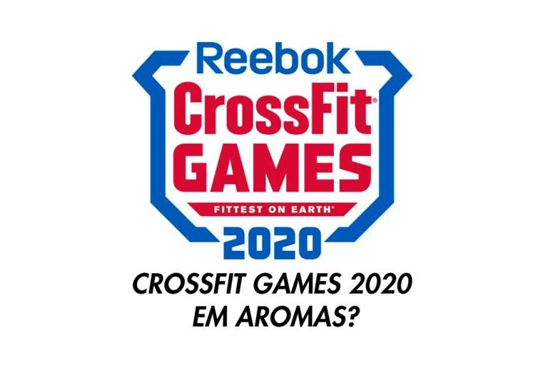 CrossFit Games 2020 em Aromas