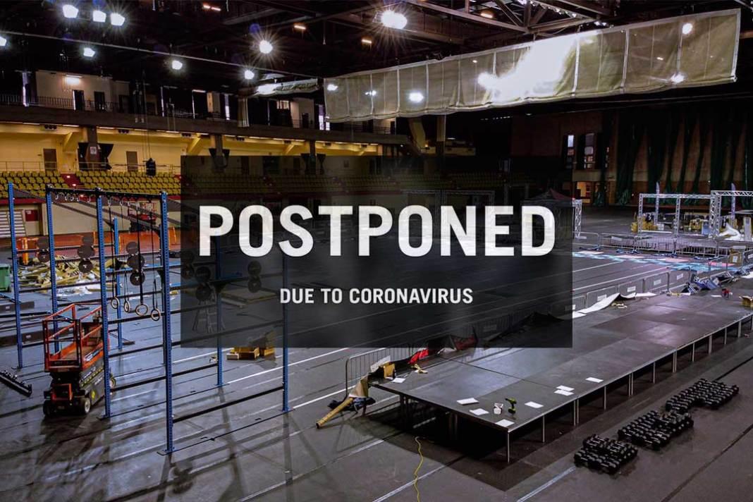 Lista de Eventos CrossFit 2020 Cancelados ou Adiados