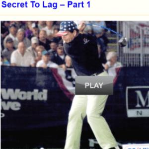 Secret to Lag