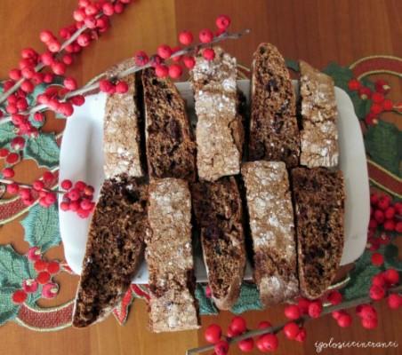 Cantucci morbidi senza glutine, ricetta natalizia