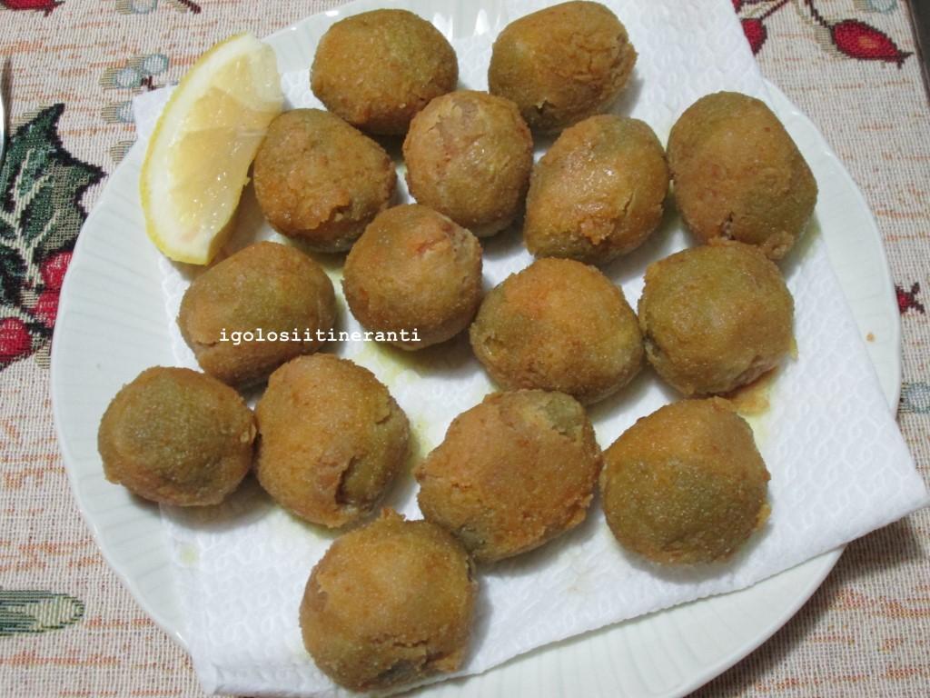La mia ricetta della felicità: le olive ascolane