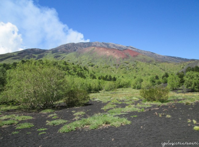 Etna, Monti Sartorius