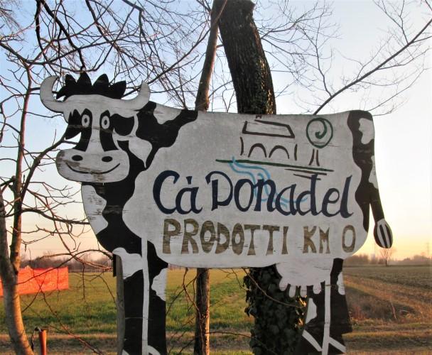 Visita all'azienda agricola Ca' Donadel