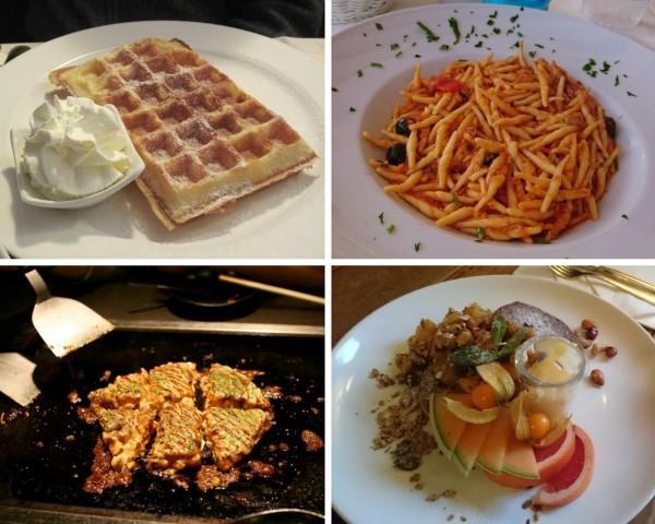 I ristoranti e i locali che abbiamo provato e che consigliamo