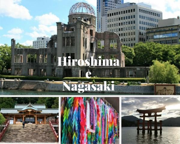 Hiroshima e Nagasaki, due città diverse ma con un destino comune. La loro storia e la loro cultura.