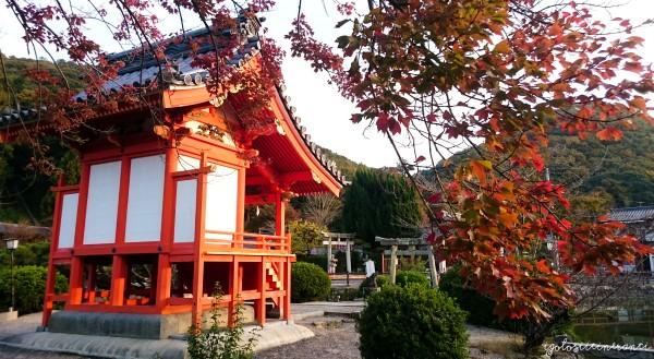 Piccolo santuario a Kibitsu, poco fuori Okayama