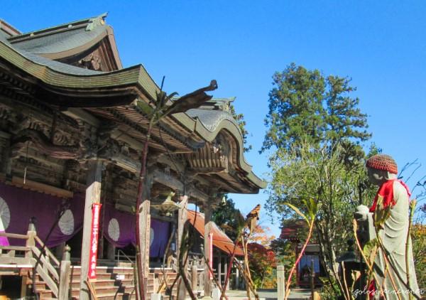 Tempio Nariaiji ad Amanohashidate