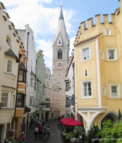Bressanone centro storico