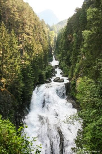 Cascate di Riva di Tures