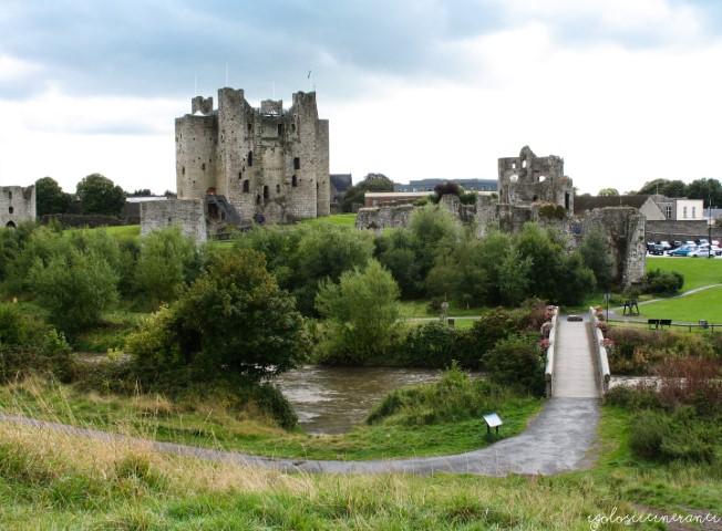 Castello di Trim (Meath), Irlanda