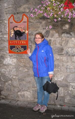 Kyteler's Inn, pub a Kilkenny (Irlanda)