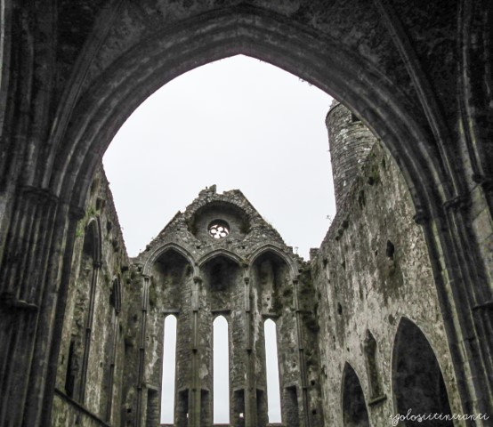 Cattedrale della Rock of Cashel (Tipperary), Irlanda