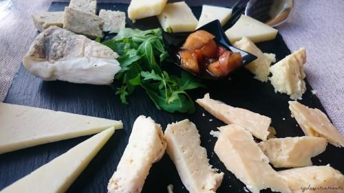Degustazioni di formaggi del Carso, Osteria Tre Noci (Sistiana)