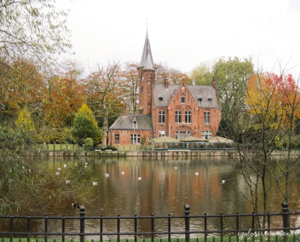 Parco Minnewater, Bruges