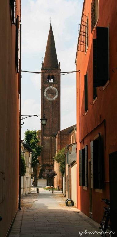 Chiesa di San Francesco, Montagnana