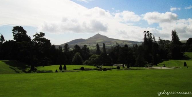 Giardini di Powerscourt Estate, Irlanda