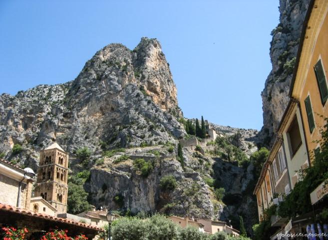 Villaggio di Moustiers Sainte Marie