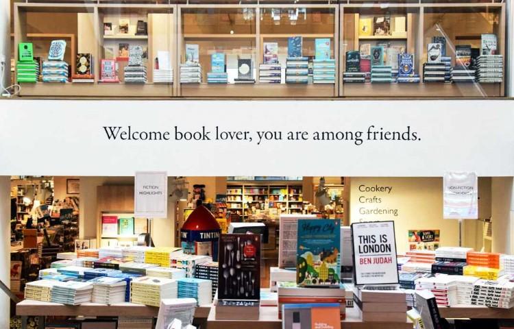 Londra: sei librerie in cui perdersi