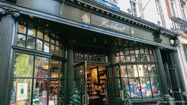 Libreria Hatchards a Londra