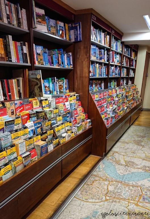 Libreria Stanfords, a Londra