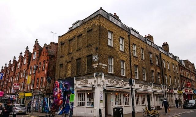 Shoreditch, Londra - street art