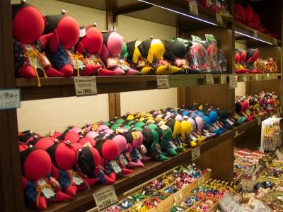 Sarubobo, souvenir Takayama