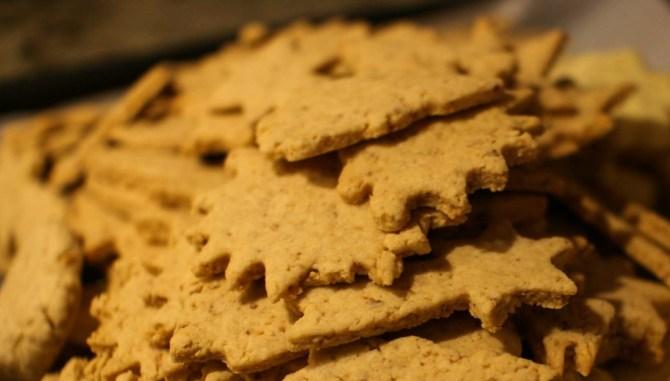 Biscotti alle nocciole tonde gentili delle Langhe