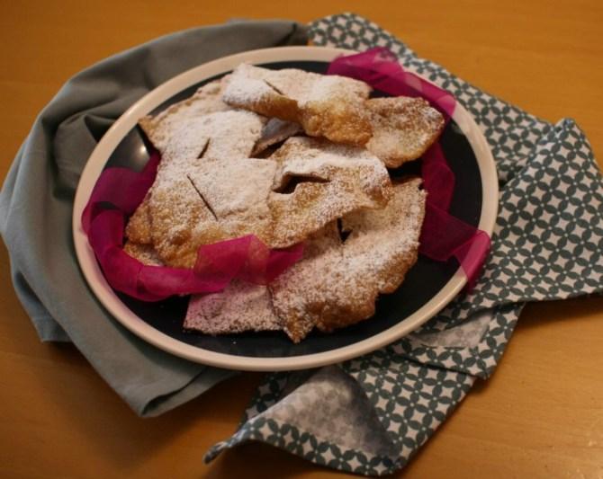 Galani di Carnevale, ricetta di Iginio Massari
