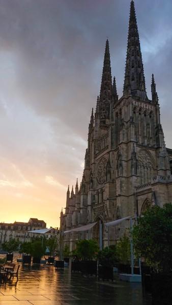 Bordeaux, Cattedrale Saint-André