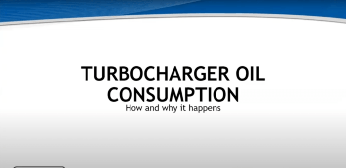 Turbo Charger Oil Diagnostics with Tanner Brandt of Worldpac