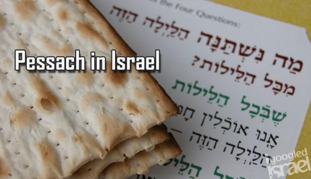 Pessach in Israel