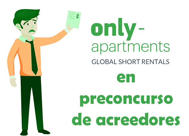clearance sale new arrivals finest selection Only Apartments entra en preconcurso de acreedores - El ...