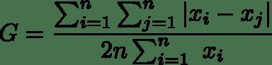 indice-de-gini-formula