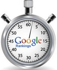 Гугл накладывает санкции за медленную загрузку страниц