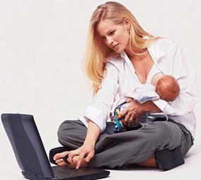 Фриланс: какую работу предлагают для женщин в Интернет?