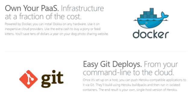 PaaS на основе Git