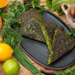 Kookoo Sabzi Recipe - Persian Frittata | I got it from my Maman