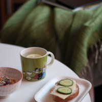 Citron och ingefärste i förkylningstider