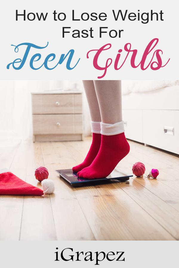 How to Lose Weight Fast for Teen Girls – 8 Steps