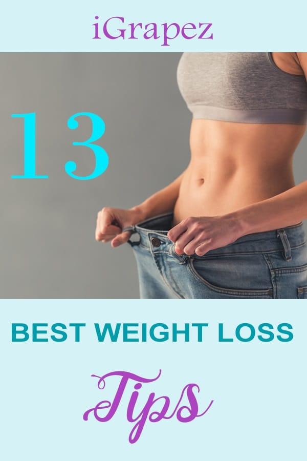 13 Best Weight Loss Tips – [Proven Scientific Studies ]