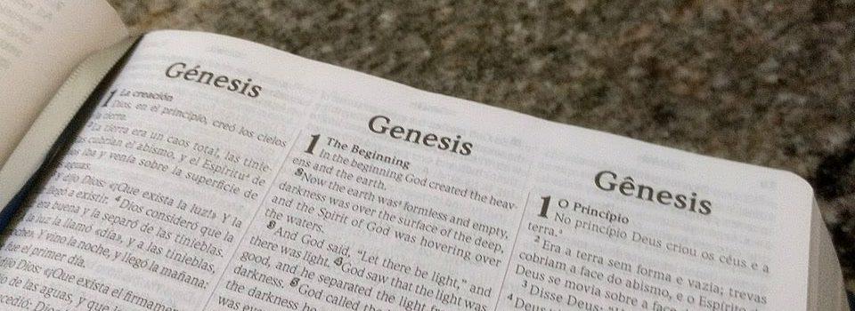 Introdução do Livro de Gênesis