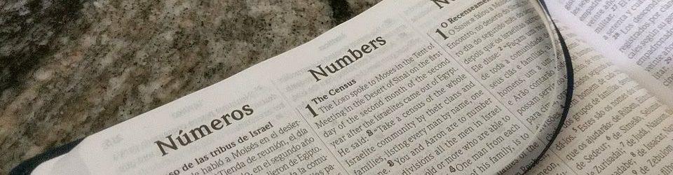 Introdução do Livro de Números