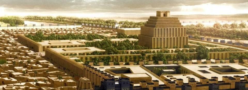 A Babilônia de Nabucodonosor