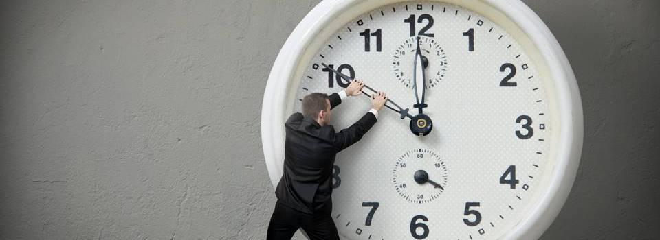 Desperdício do Tempo