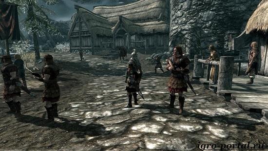 Обзор-игры-The-Elder-Scrolls-V-Skyrim-5