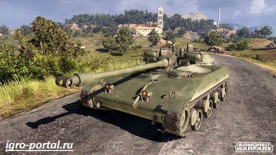 Игра-Armored-Warfare-Обзор-и-прохождение-Armored-Warfare-5