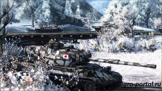 Игра-Wild-Tanks-Обзор-и-прохождение-игры-Wild-Tanks-Online-2