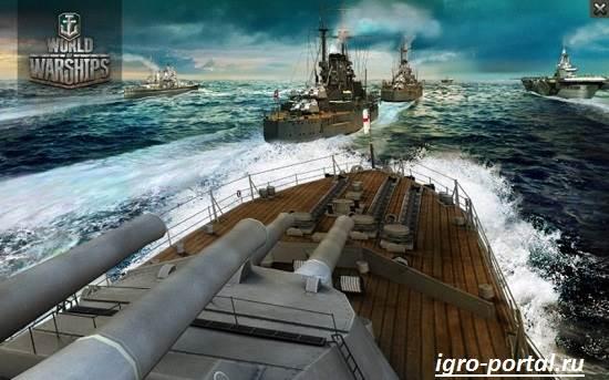 Игра-World-of-Warships-Особенности-и-прохождение-World-of-Warships-4